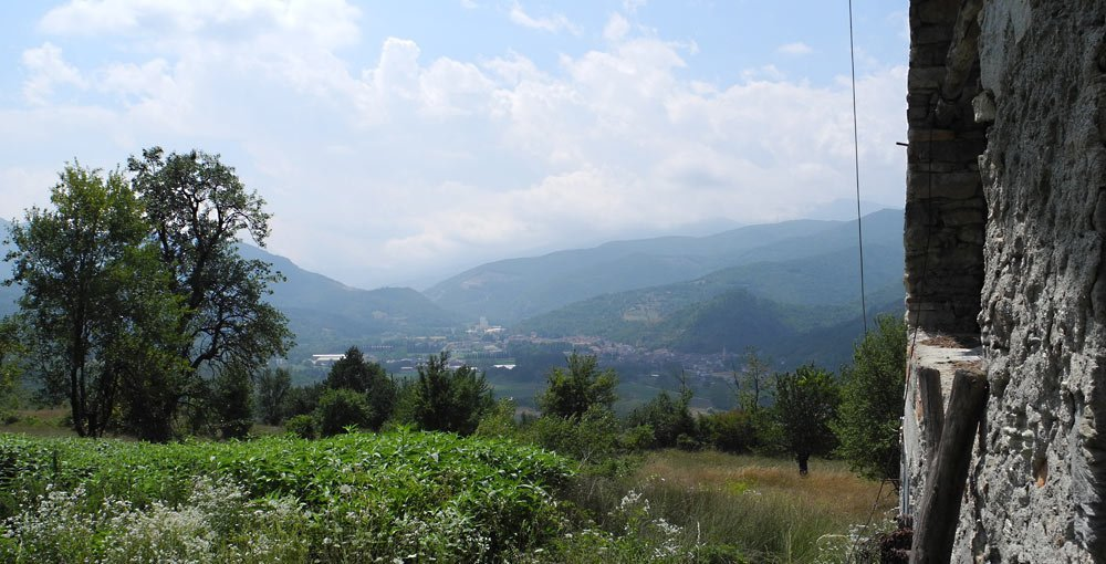 Trekking a Nucetto